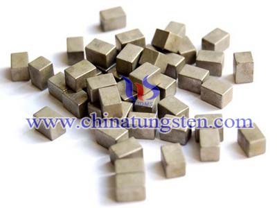 Tungsten Alloy Block Picture